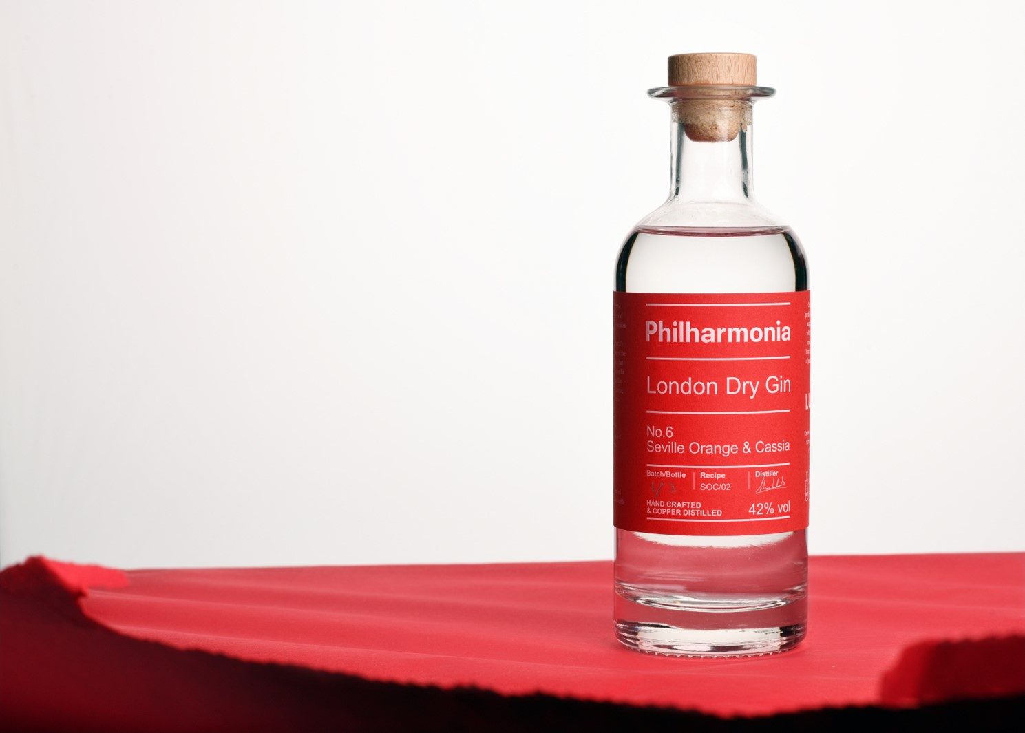 Philharmonia Gin - Creating a new gin