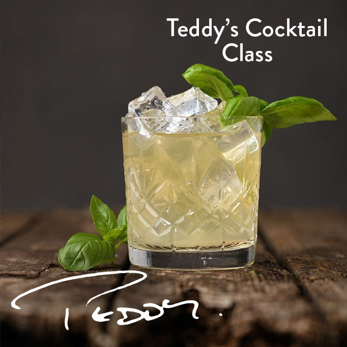 3.1 Herb Garden Cocktails