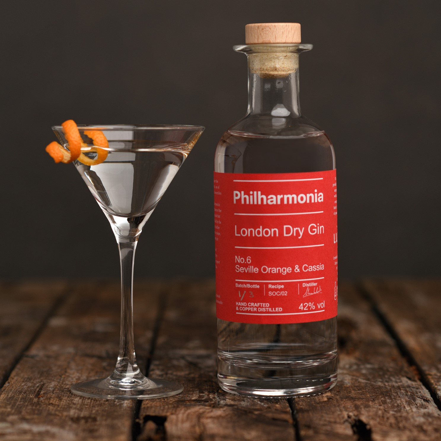 Press Release - Philharmonia Gin