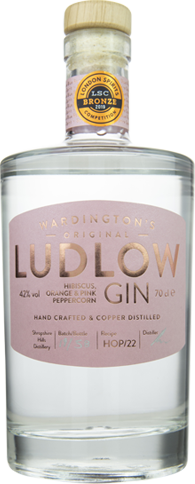 Ludlow Dry Gin No 1