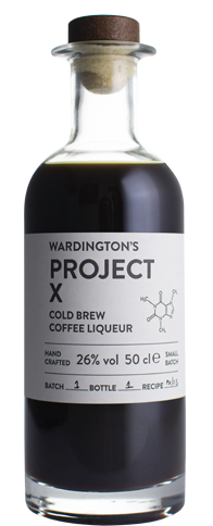 Project X Cold Brew Coffee Liqueur